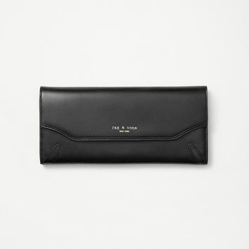 Shop the Crosby Trifold Wallet on rag & bone