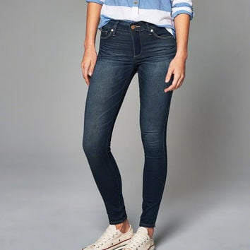 Womens A&F Renew Jean Legging | Womens Bottoms | Abercrombie.com