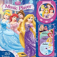 Disney Princess Music Player Book