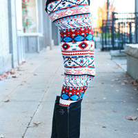 Wooded River Leggings