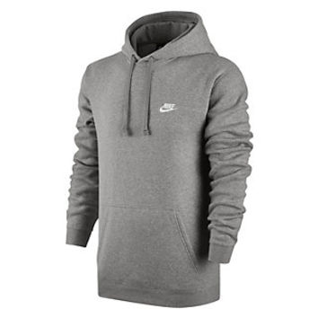 Men's Nike Club Fleece Pullover Hoodie | null