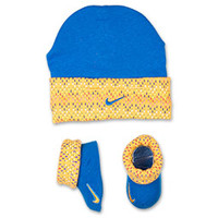 Boys' Infant Nike Hat/Bootie Combo
