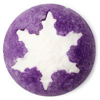 Plum Snow Bubble Bar