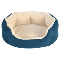 Boots & Barkley™ Dog Oval Dog Bed 18x20in : Target