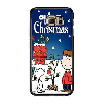 Charlie Brown Christmas Samsung Galaxy S6 Case