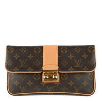 LOUIS VUITTON Monogram SC Sofia Coppola Slim Clutch