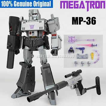 TAKARA TOMY Transformers Masterpiece, MP-36 Megatron Action Figure Japan Ver MP36