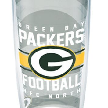 Green Bay Packers Gridiron 16 OZ. Tumbler by Tervis