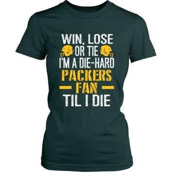 PACKERS FAN TIL I DIE