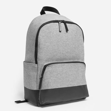 The Dipped Zip Backpack – $80