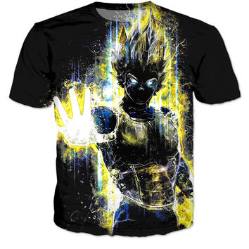 Vegetal Super Saiyan T-Shirt