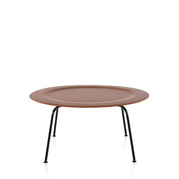 Herman Miller Eames® Molded Plywood Coffee Table with Metal Base