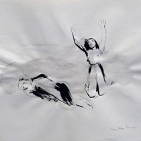 Saatchi Art: Erotic drawing 10 Drawing by Frederic Belaubre