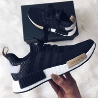 adidas nmd trending fashion casual sports shoes