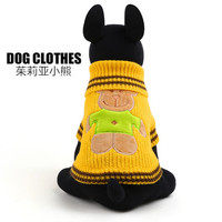 2017 Christmas Dog Sweater Winter Puppy Clothes Keep Warm Dog Clothes For Small Pet Dog Fashion roupas para cachorro