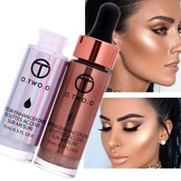 Contouring Liquid Highlighter /Waterproof Face Contour /Shimmer Bronzers Highlighters