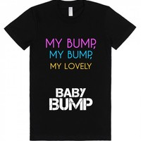 Black Eyed P's My Bump Baby Pregnancy Top