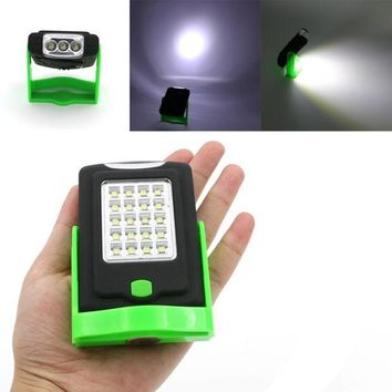 ICIKUH3 LED Night Light Flashlight LED Torch Lantern Tent Light 23 Portable LED Lights Camping Bicycle Lamp with Built-in Magnet Hook