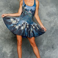 GREAT LAKE VS GREAT HALL INSIDE OUT DRESS