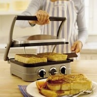 Cuisinart Griddler Grill, Griddle & Panini Press | Williams-Sonoma