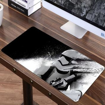 Star Wars Force Episode 1 2 3 4 5 FFFAS 70x30cm  Force Unleashed Mouse Pad Speed Gamer Gaming Eat Chicken Mousepad America Fashion Laptop Notebook Mat XL AT_72_6