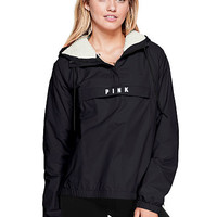 Sherpa Lined Hood Anorak - PINK - Victoria's Secret
