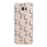 Stars Moon Samsung Galaxy s6 case, Galaxy S6 Edge Case, Galaxy S5 case C029