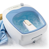 Aqua-Jet Foot Spa at Brookstone—Buy Now!