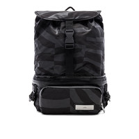 adidas by Stella McCartney Convertible Backpack in Black