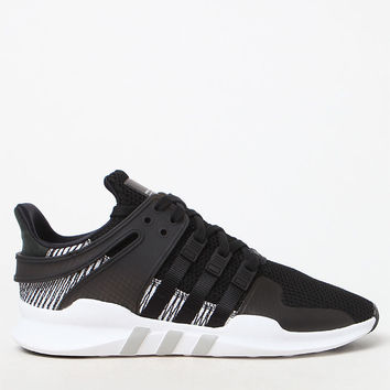 adidas EQT Support Adv Black and White Shoes at PacSun.com