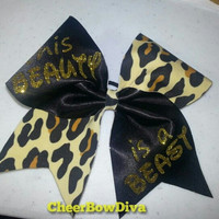 Cheer Bow by cheerbowdiva on Etsy