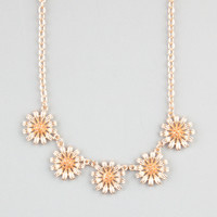 FULL TILT 5 Flower Necklace 242804621 | Necklaces
