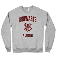 Hogwarts alumni (Vintage Sweater) | LIVE FAST DRESS PRETTY