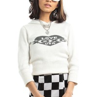 Vintage 90's XOXO Hooded Heart Top - XS/S