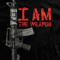 PREORDER I Am The Weapon Normal-Fit T-Shirt