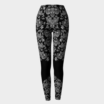 Black Leggings, Printed Leggings, Workout Leggings, Active Leggings, Cute Leggings, Running Leggings, Yoga Leggings, Weight Lifting, Gym