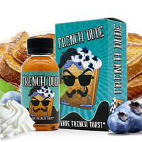 French Dude - Vape Breakfast Classics E Juice