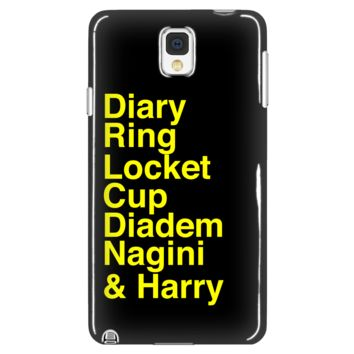 Diary, Ring, Locket Phone Case LIMITED EDITION