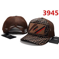 FENDI Stylish Golf Baseball Cap Hat 3945