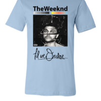 beauty behind the madness the weeknd tshirt - Unisex T-shirt