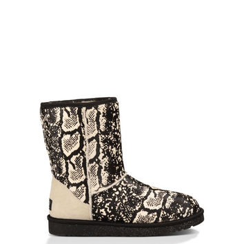 UGG® Classic Short Exotic Snake | Free Shipping at UGGAustralia.com