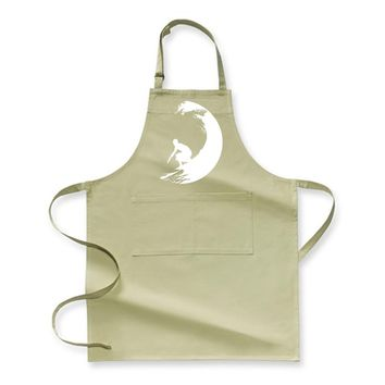 Catch A Wave, Surfing Apron