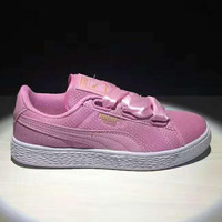 PUMA Rihanna Bows  Women Running Shoes Shoes pink H-PSXY