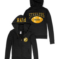 Pittsburgh Steelers Zip Hoodie - Victoria's Secret