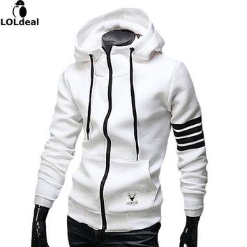 NEW Men's Maverick X-Class Hoodies Brand Hoodie High Quality Mens Sweatshirt Hoodie Casual Zipper Hooded Male M-3XL (Asia Size)