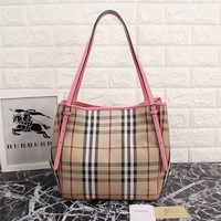 Burberry Women bags Leather Wallet Purses 2019 New Fashion womens Burberry Shopping Bag Handbag