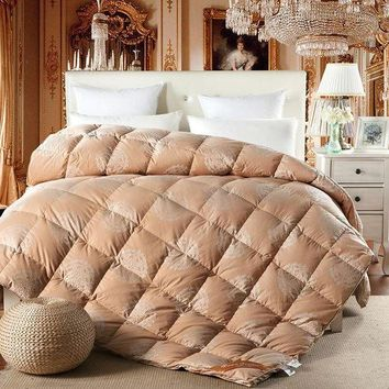 LMF78W Papa&Mima noble mandala print duck/goose down winter comforter quilting duvet 100% cotton blankets Twin/Queen/King size quilt