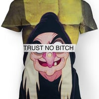 Trust No Bitch Snow White Witch T-Shirt