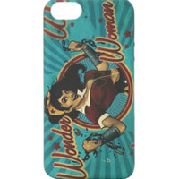 DC Comics Bombshells Wonder Woman iPhone 5/5S Case