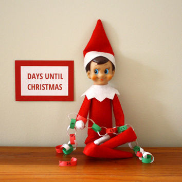 Elf on the Shelf Plush Doll